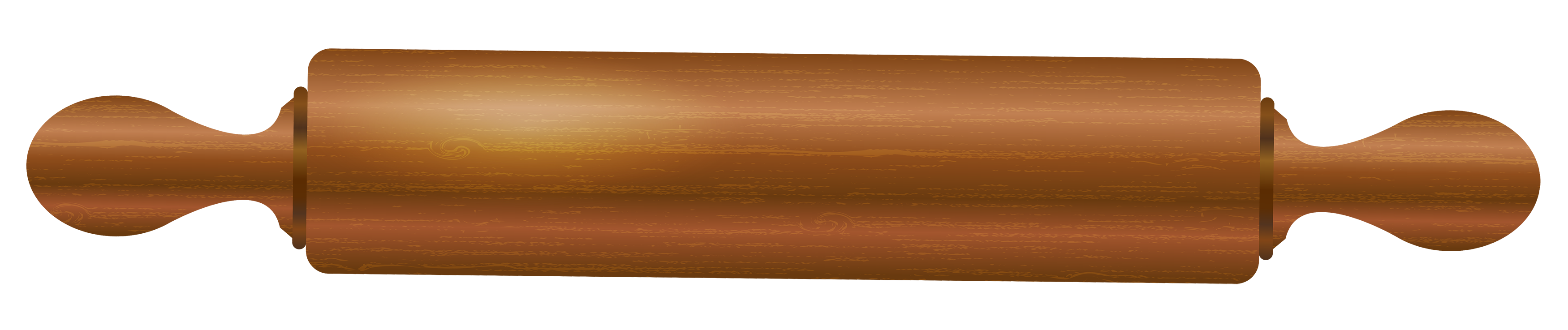 Wooden png best web. Bakery clipart rolling pin
