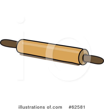 Pins illustration by pams. Bakery clipart rolling pin