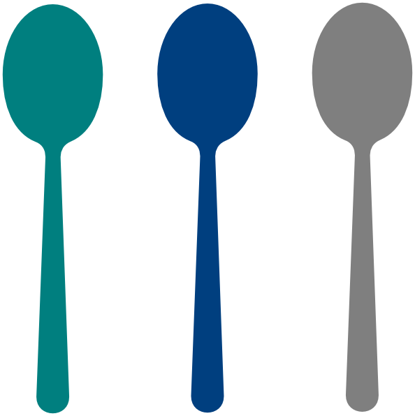 Baking utensils free download. Bakery clipart spoon