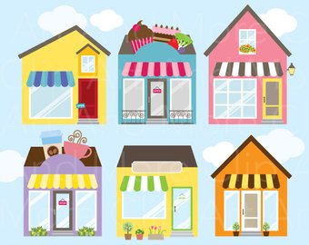 Coffee clip art shop. Bakery clipart store