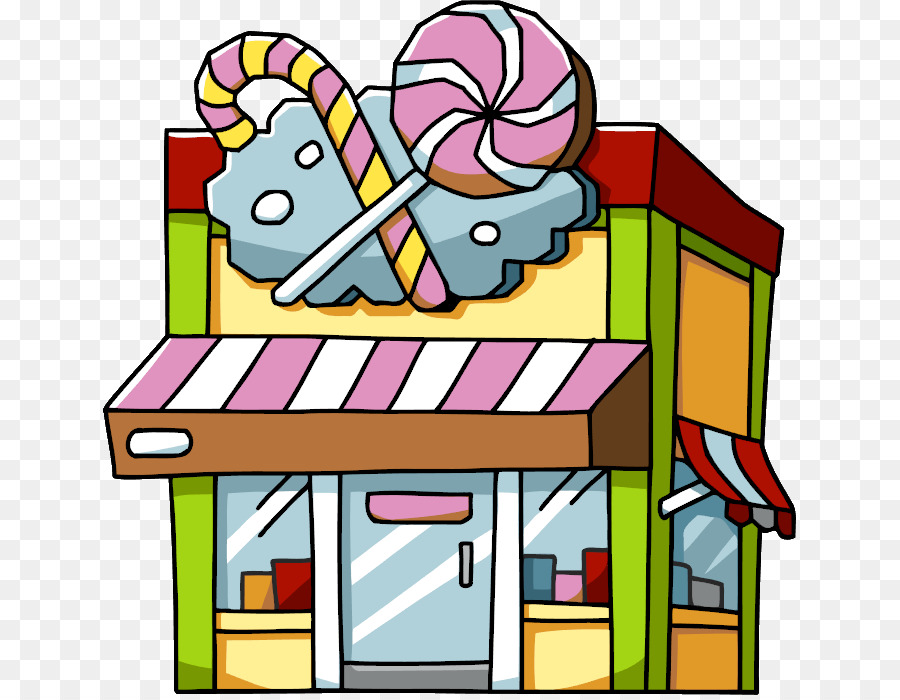 Bakery clipart store. Food background candy line