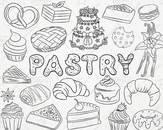 bakery clipart vector