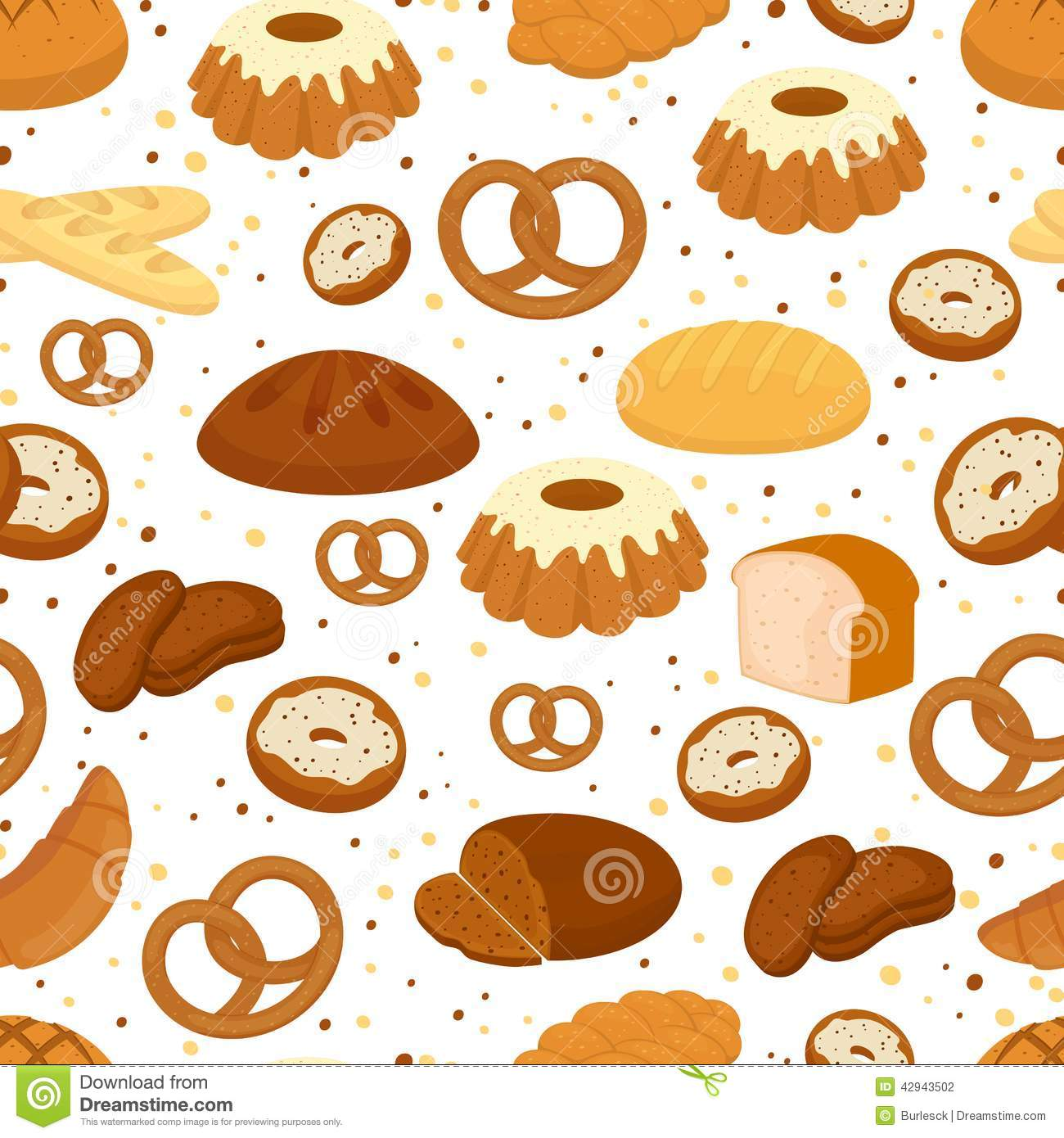 Bakery clipart wallpaper. Bread pencil and in