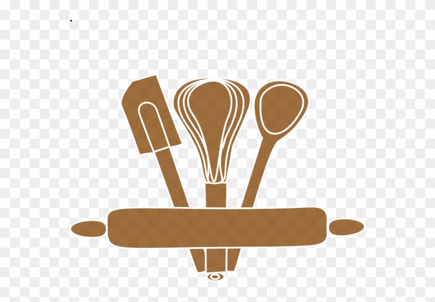Baking utensils clip art. Bakery clipart transparent