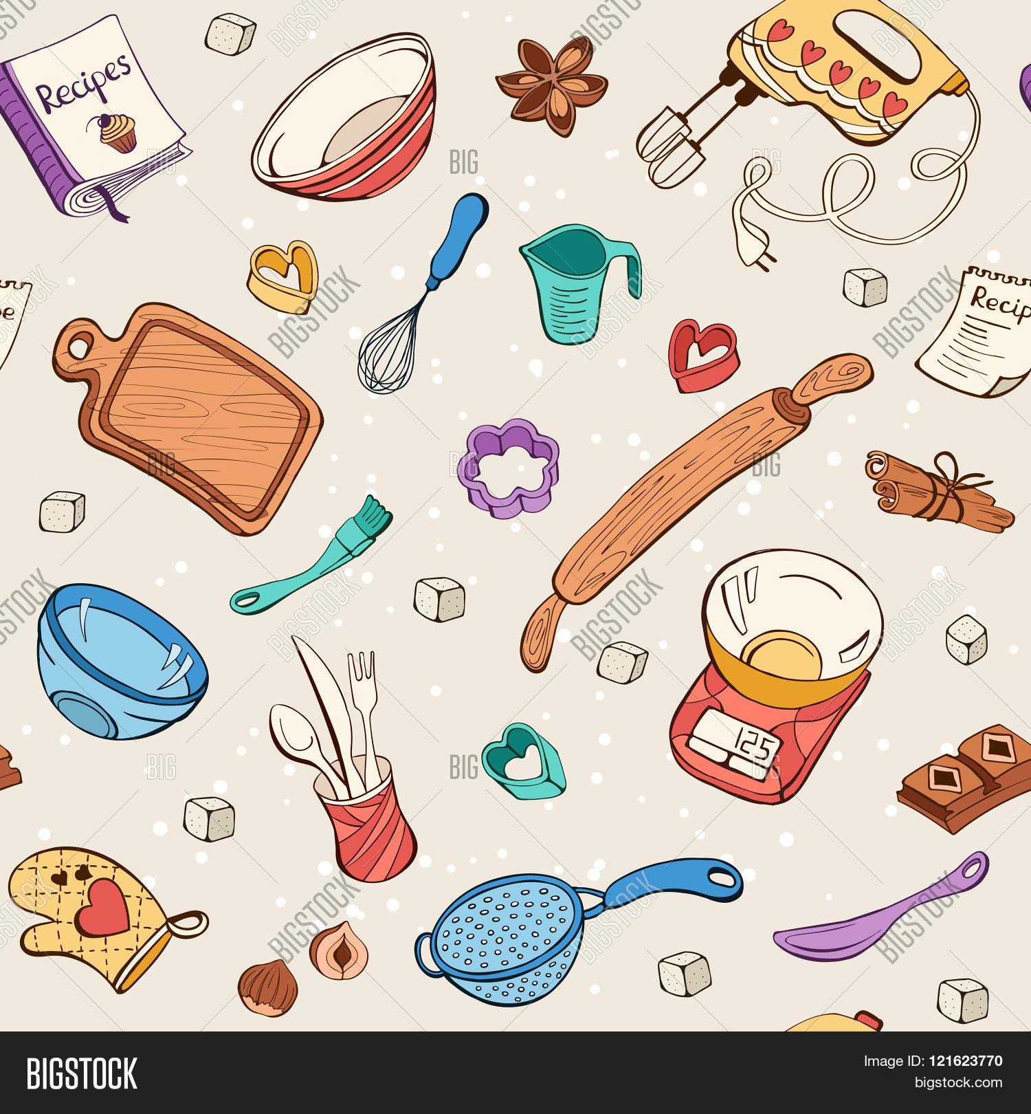 Tools drawing at getdrawings. Baking clipart background