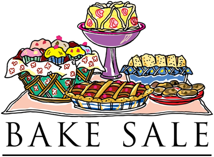 Support the naperville ymcas. Baking clipart baked goods
