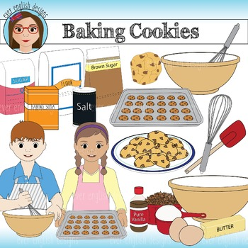 Cookies teaching resources teachers. Baking clipart baking cookie