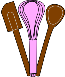 Baking clipart baking equipment. Utensils clip art at