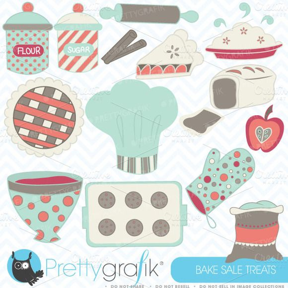 Baking clipart baking supply.  best lick the