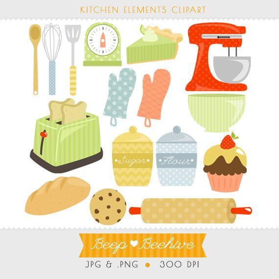 Cupcake utensils . Baking clipart baking utensil