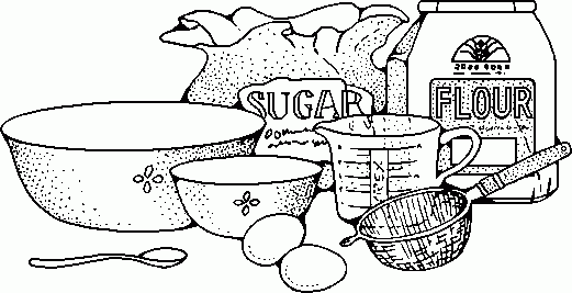 Clip art panda free. Baking clipart black and white