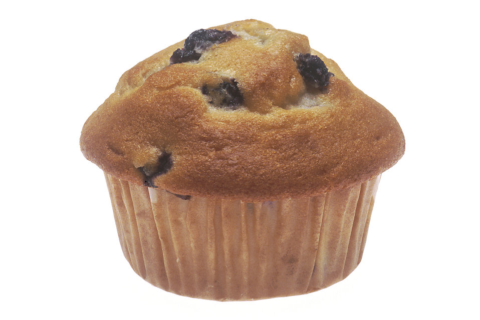 Baking clipart blueberry muffin. Food free stock photo
