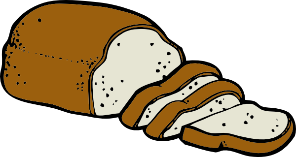 Free picture of a. Clipart bread braed