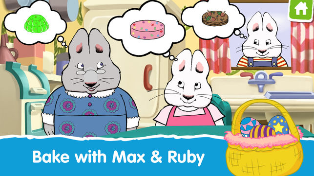 Baking clipart bunny. Max ruby bake off