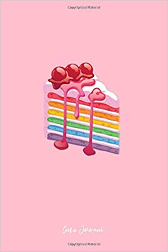 Baking clipart cake baking. Journal lined rainbow layer