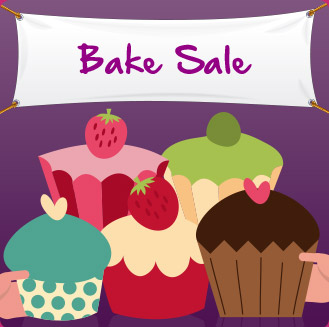 Ideas for fundraising at. Baking clipart cake stall