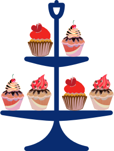 Baking clipart cake stall. Pta christmas stalls elvington