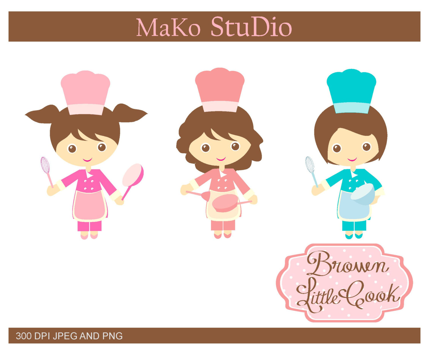 Baking clipart cartoon. Cute free collection download