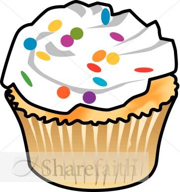Baking clipart cupcake. Cupcakes free clip art