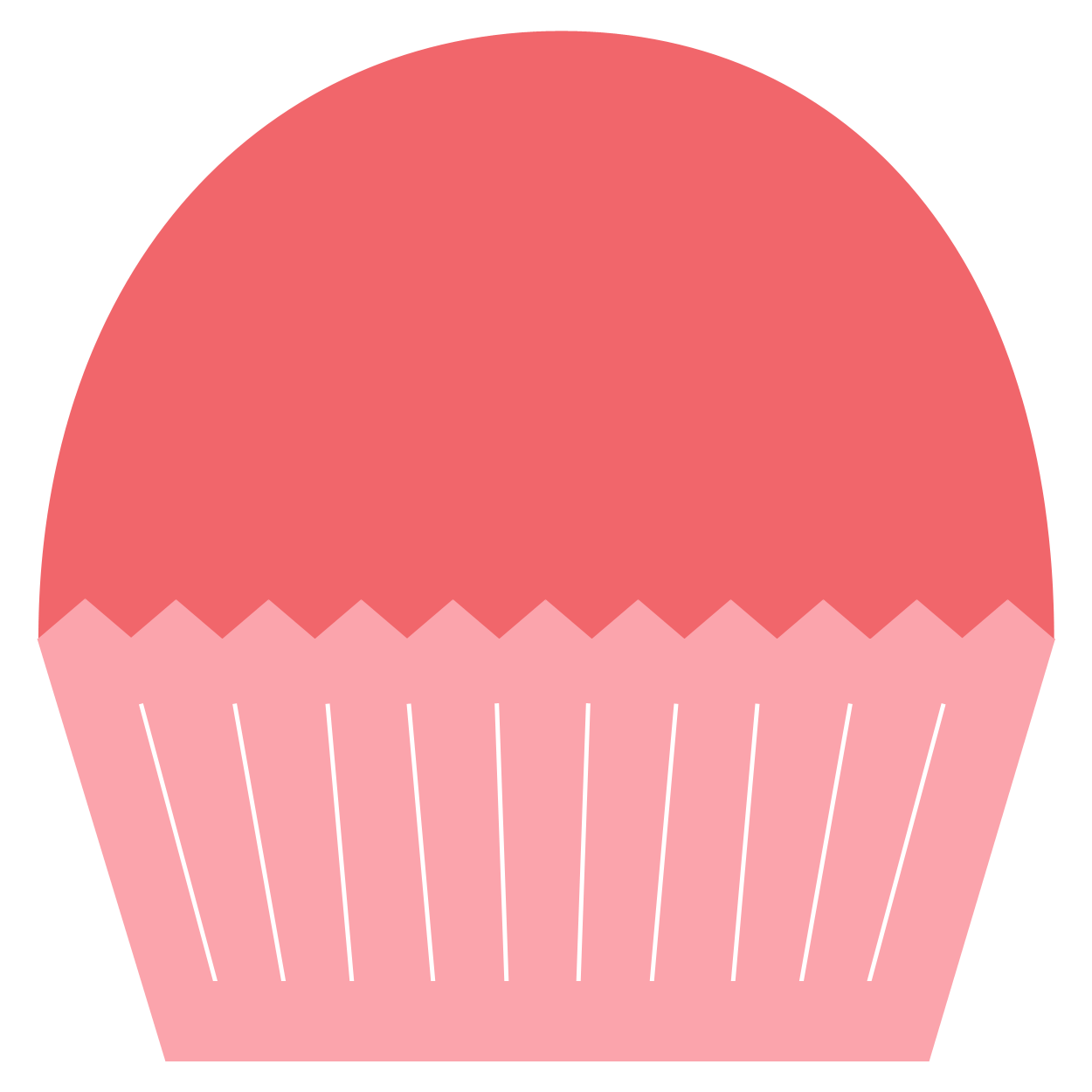 Baking clipart cupcake. Pink cupcakes panda free