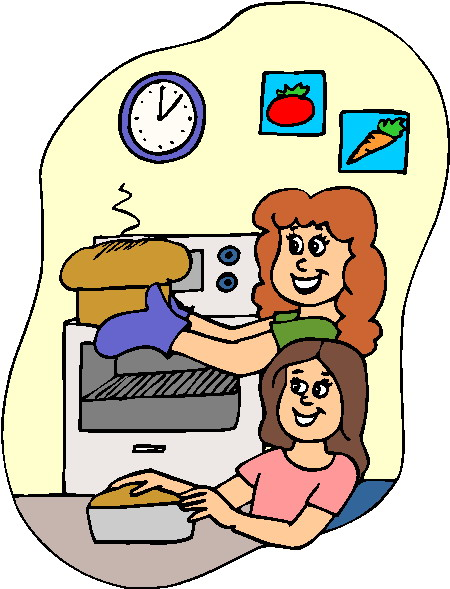 animated images gifs. Baking clipart home baking