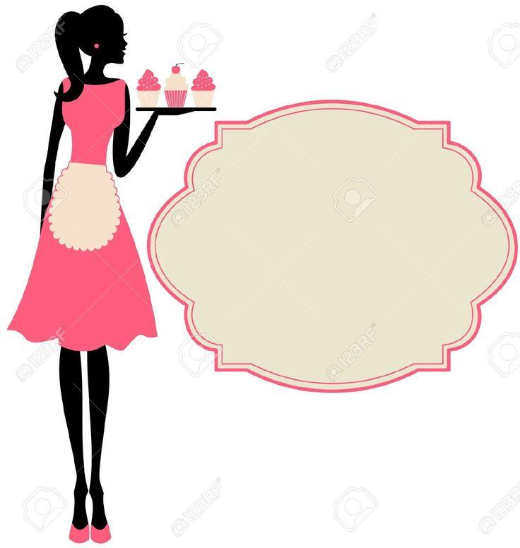best ladybakes images. Baking clipart logo