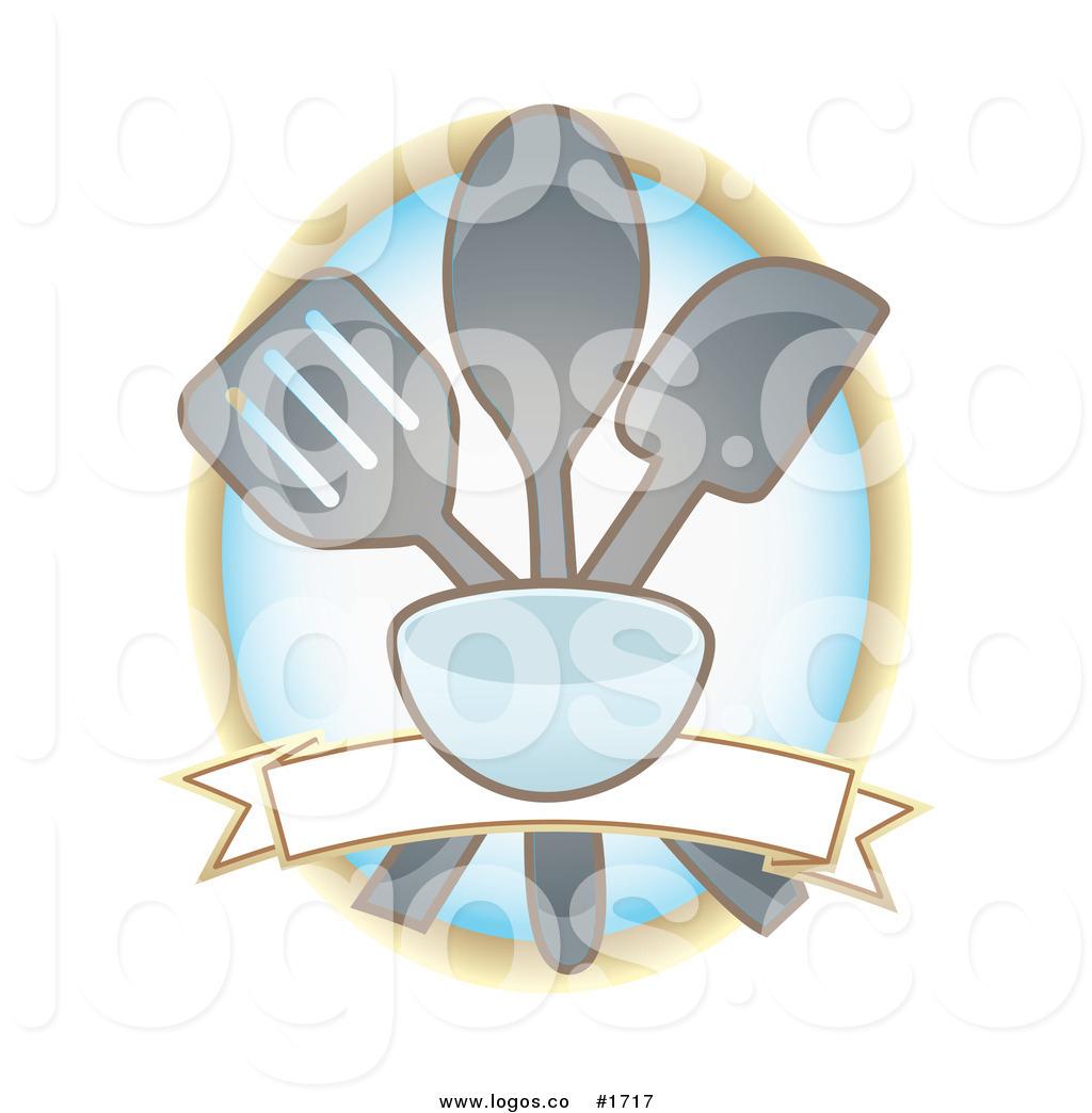 Baking clipart logo. Royalty free cooking utensils