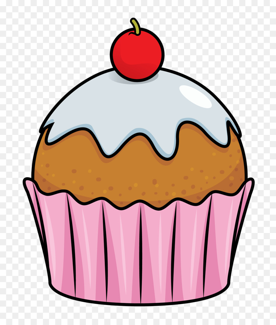 Baking clipart muffin. Cupcake birthday cake clip