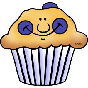 Muffin clipart baking muffin.  clip art clipartlook