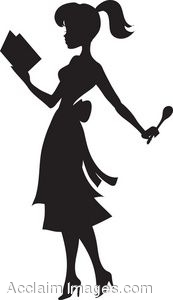 Baking clipart silhouette. At getdrawings com free