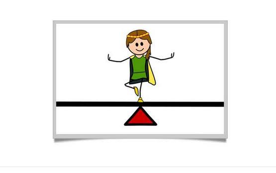 Balance clipart balance board. Number balancing mathsticks com
