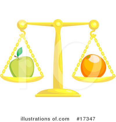 Balance comparison