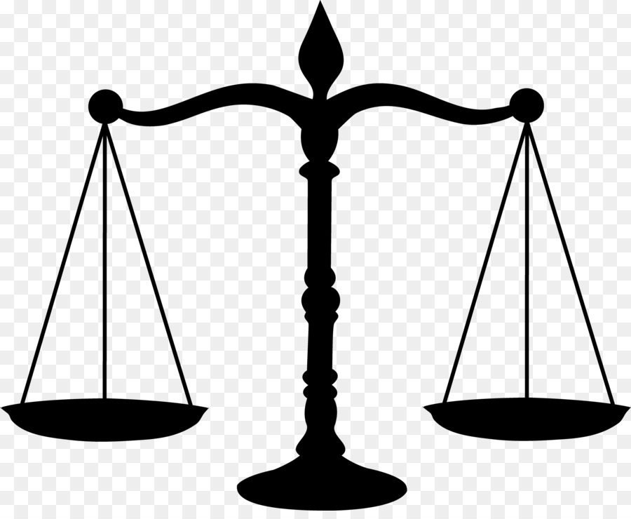 Mock trial court balance. Jury clipart