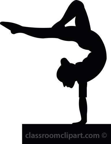 Images on rhythmic clipartpost. Balance clipart gymnastics beam