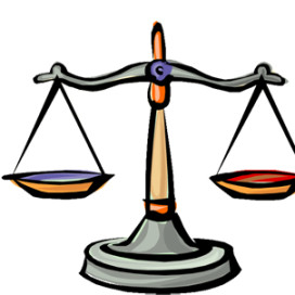 Balance clipart justice. Judicial group board of