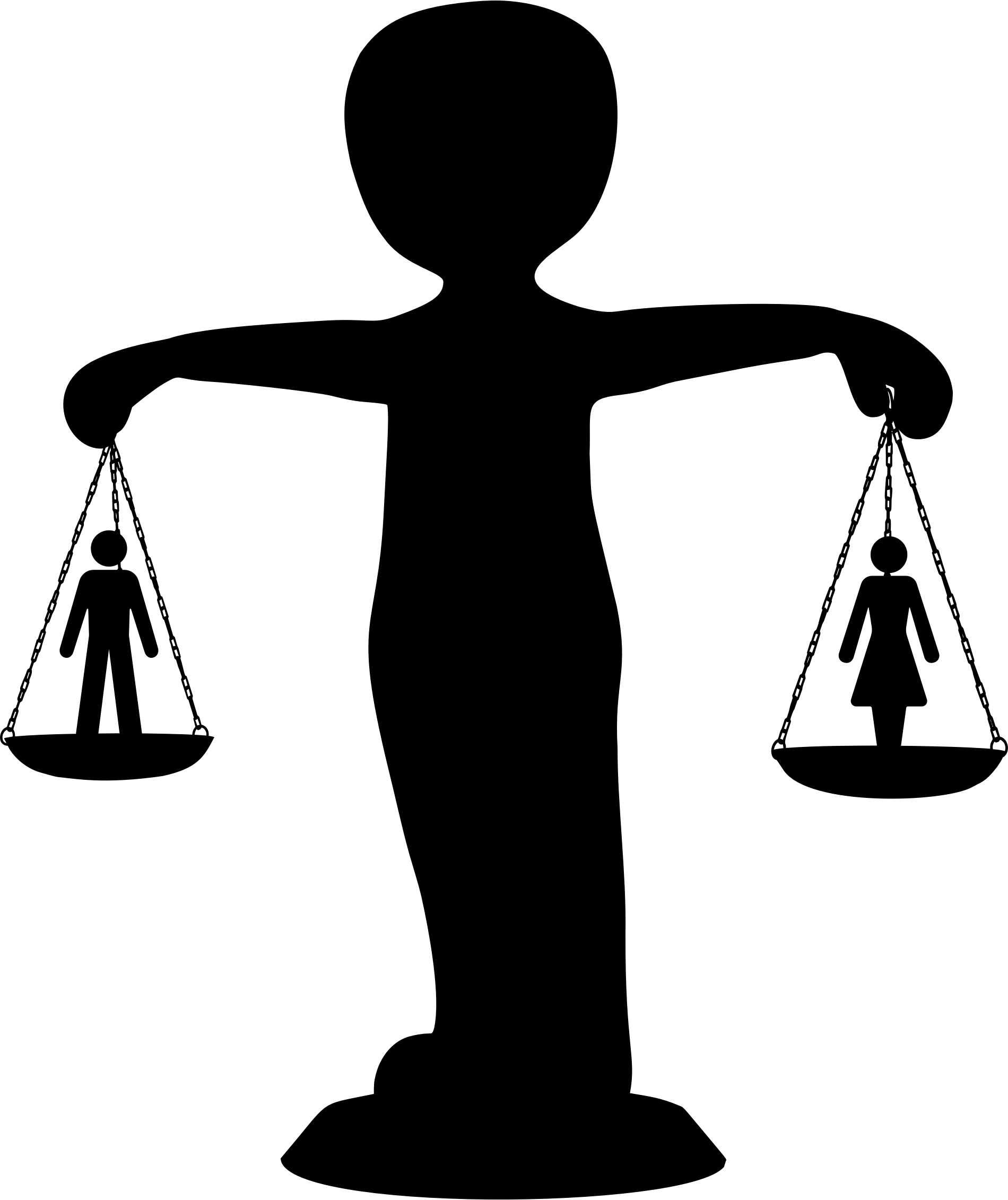 The role of in. Justice clipart law and order