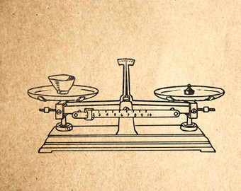 Balance clipart old fashioned. Scale etsy rubber stamp