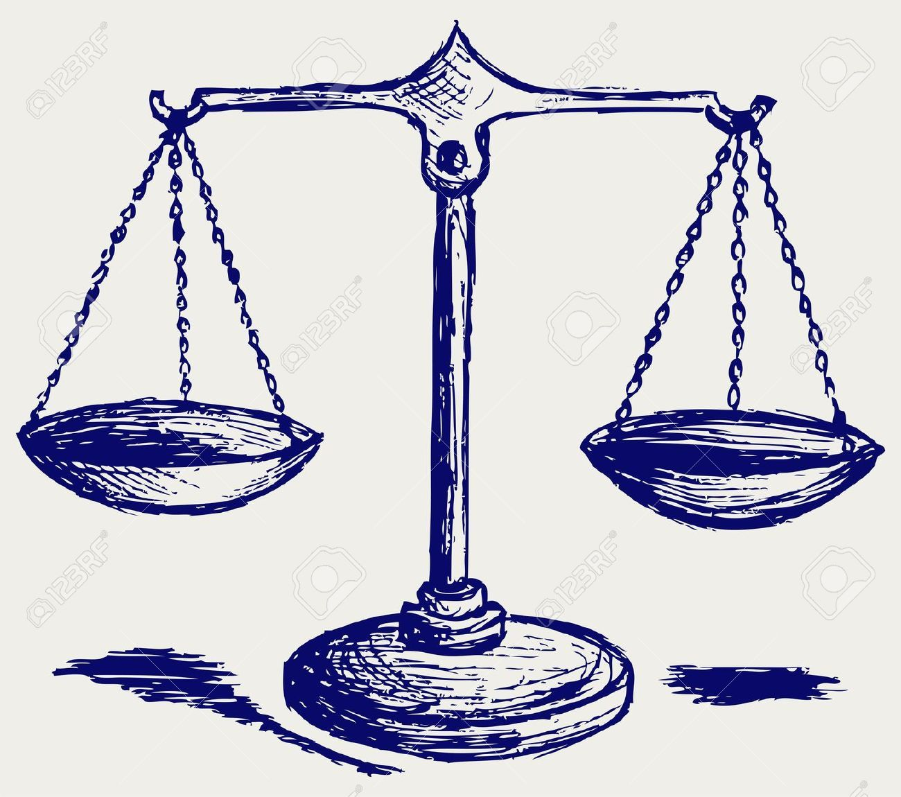 Justice scale drawing google. Balance clipart old fashioned