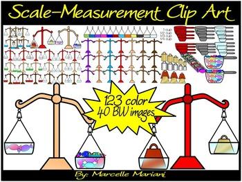 Scale clipart kindergarten. Measurement clip art balance