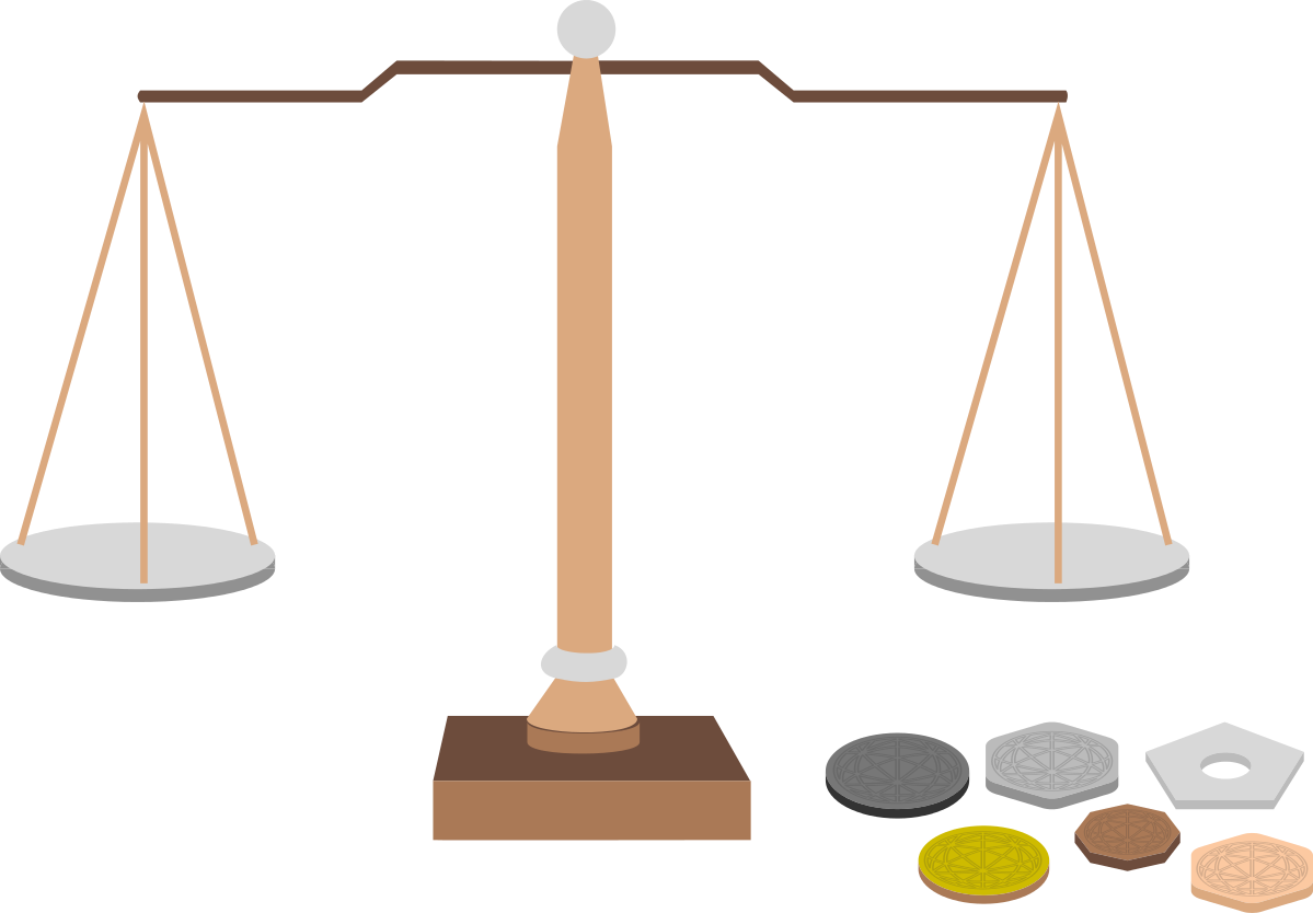 Computer science problem beam. Weight clipart balance
