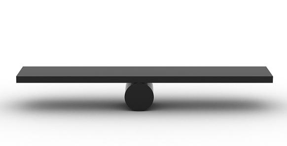 Balance seesaw