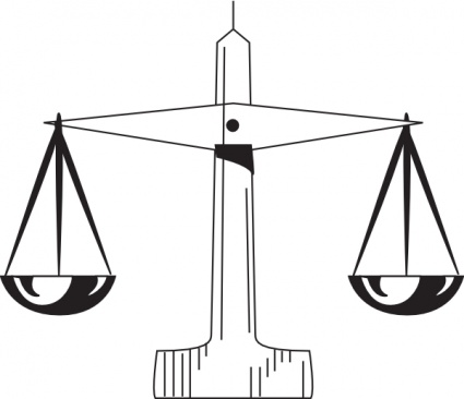 Justice clipart black and white. Select a guide to