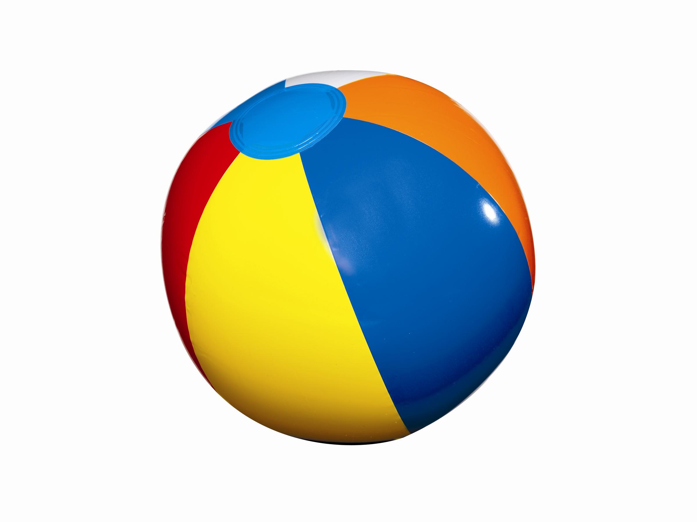 Ball clipart 1 ball. Free beach clip art