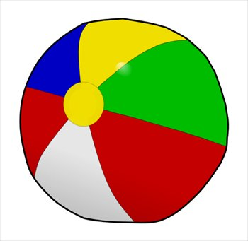 Free balls graphics images. Ball clipart 1 ball