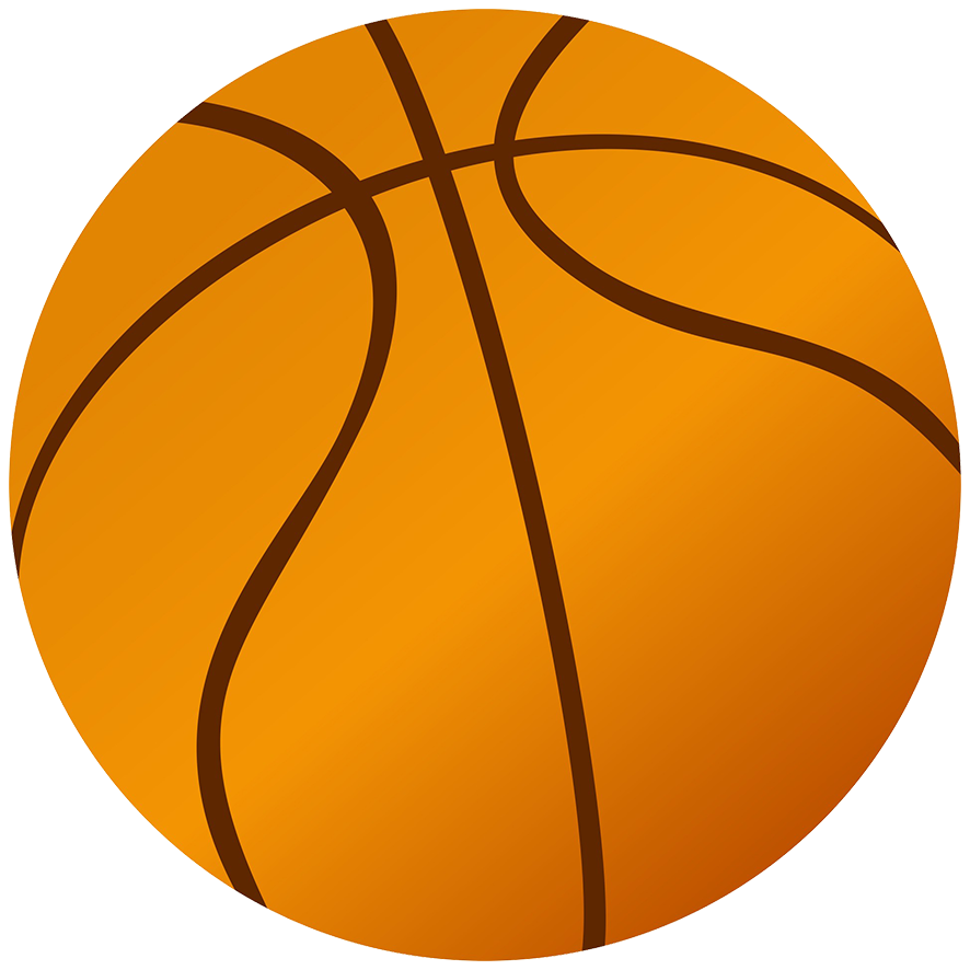 Ball clipart. Different kinds of sports