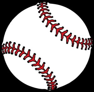 Ball station . Baseball clipart vector
