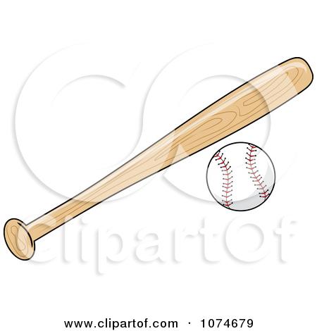 Ball clipart baseball bat. Drawing at getdrawings com
