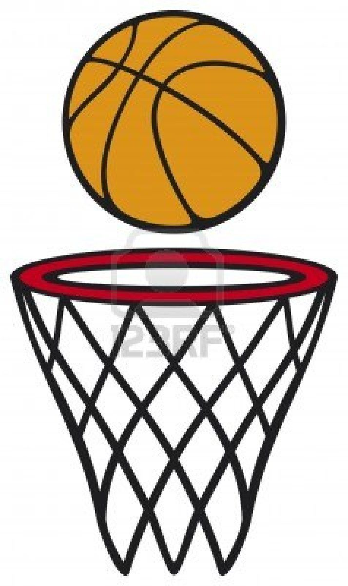 And stock photo new. Ball clipart basketball hoop