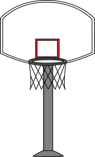 Action Vector Illustration Of Basketball Going Into A Hoop. Backboard,..  Royalty Free Cliparts, Vectors, And Stock Illustration. Image 101644698.
