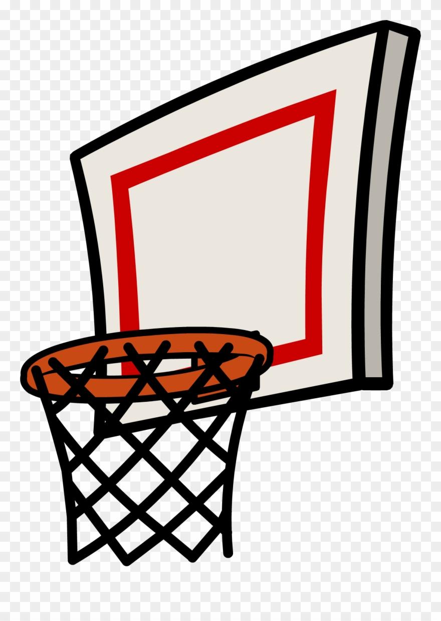 Net clipart basket ball. Clip basketball hoop png